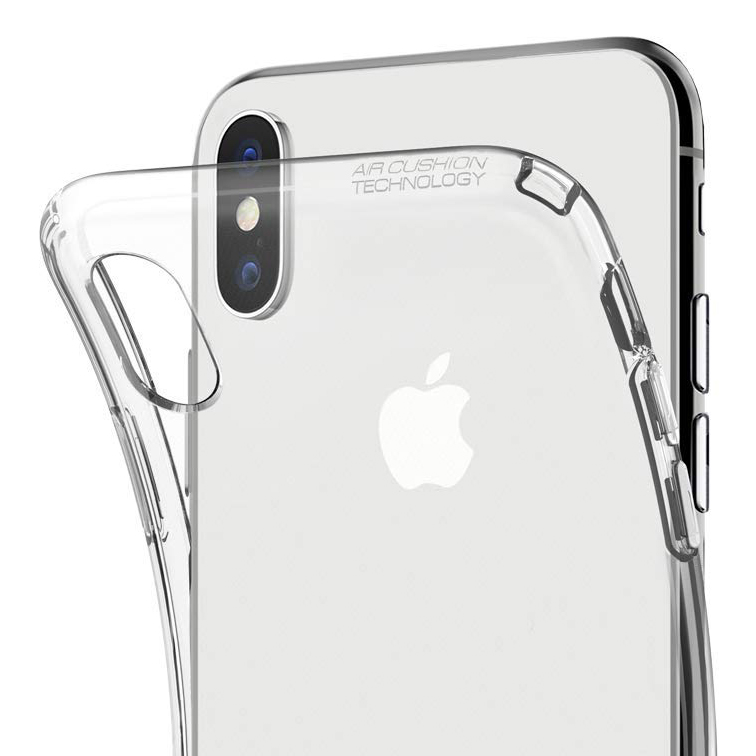 Etui Spigen Liquid Crystal dla  iPhone Xs Max