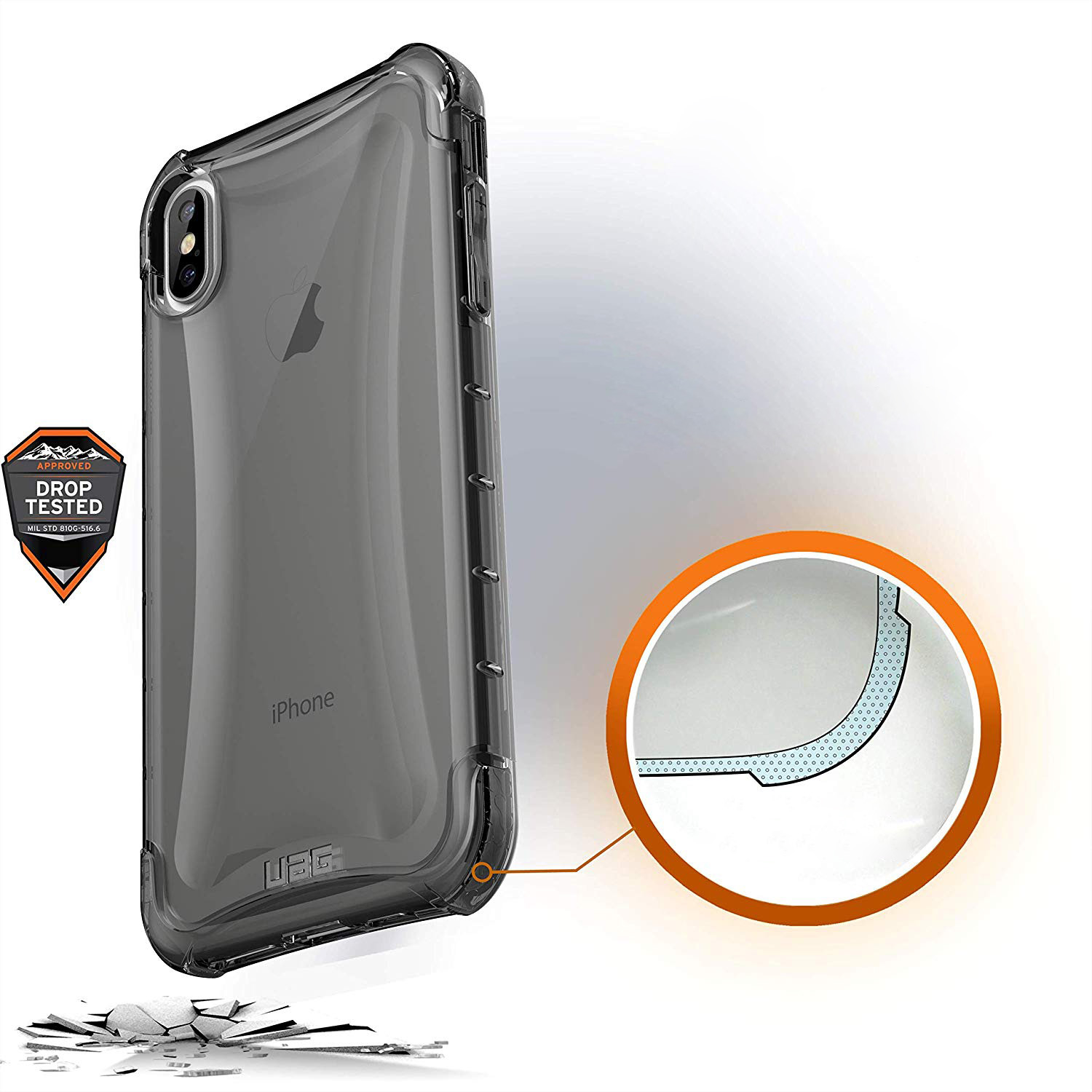 Etui Urban Armor Gear Plyo dla iPhone Xs Max