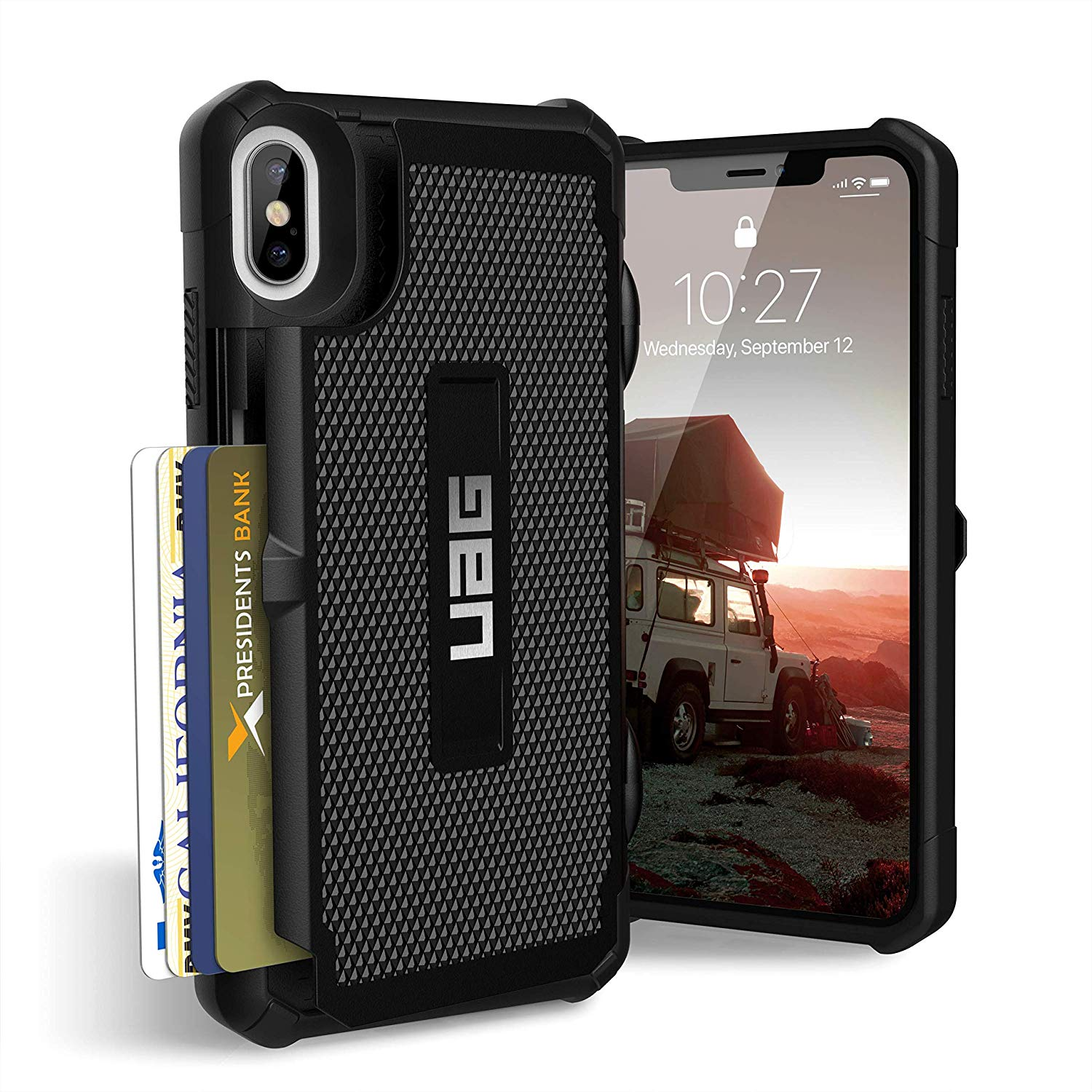 Etui Urban Armor Gear Trooper dla iPhone Xs Max