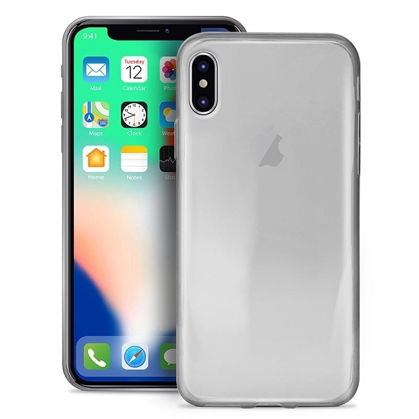 Etui Puro Nude 0.3 do iPhone Xs Max