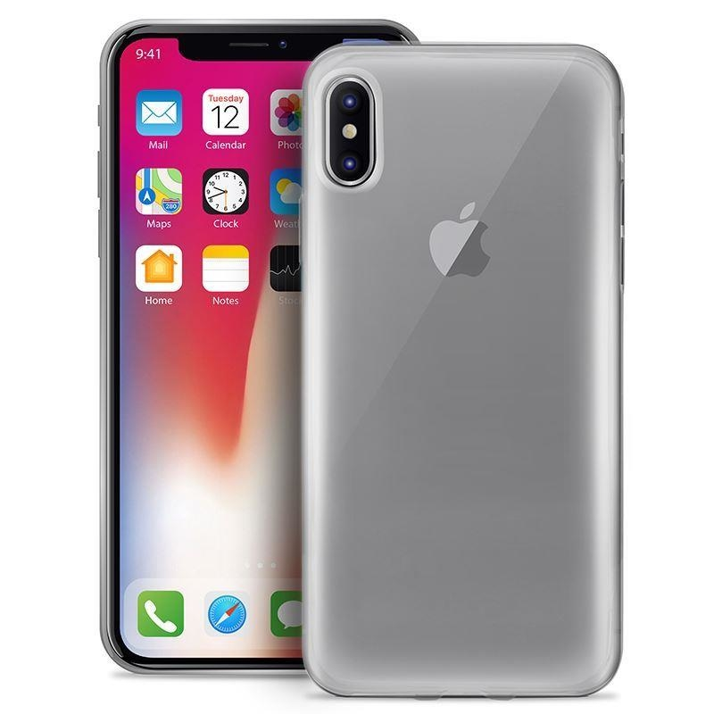 Etui Puro Flexible Plasma do iPhone Xs Max