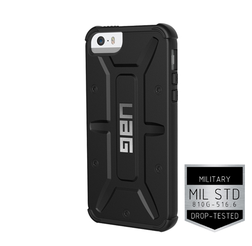 Etui Urban Armor Gear iphone se czarne