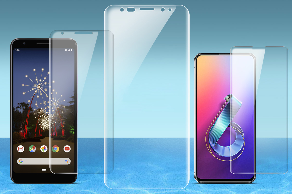 Folia hydrożelowa na ekran Imak Hydrogel Screen Film do Xperia 10