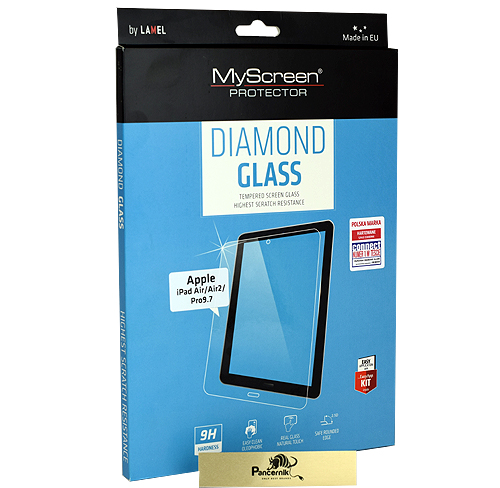 Szkło hartowane myscreen diamond glass Apple iPad Air Air 2 Pro9.7