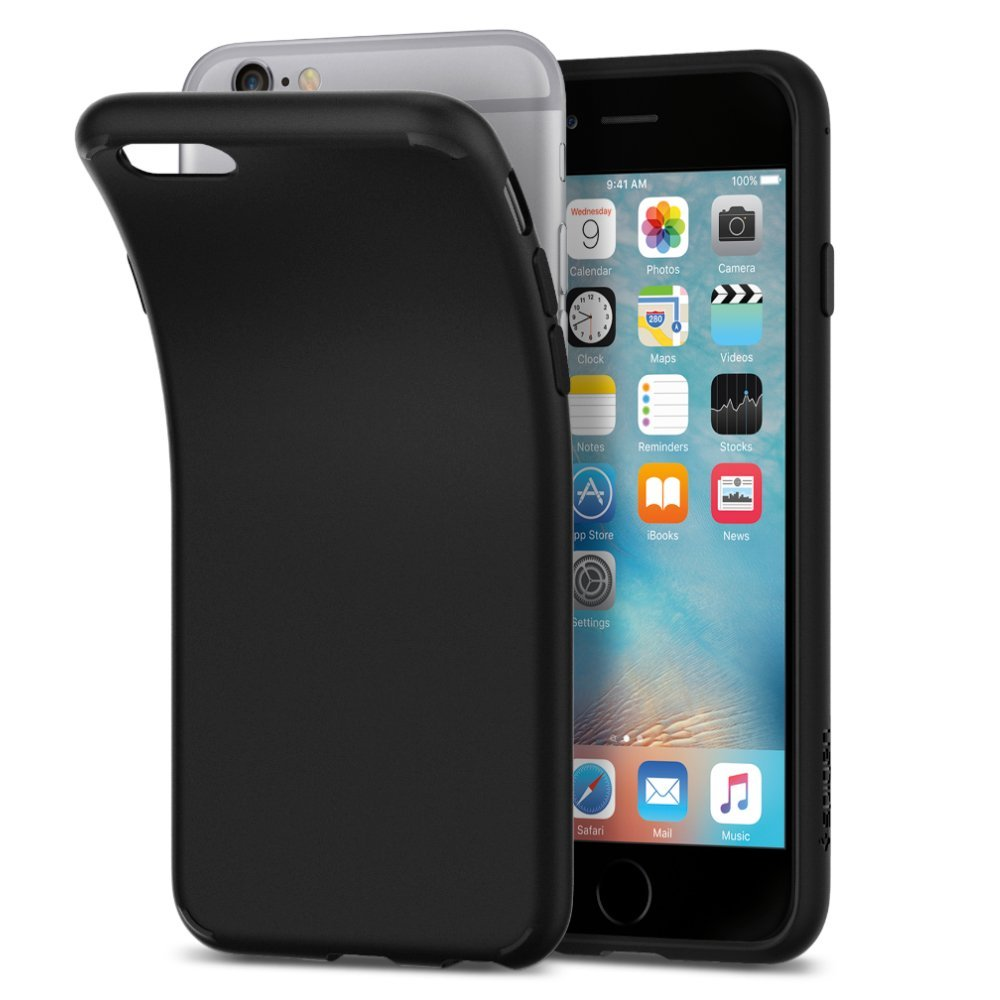 Etui Spigen Liquid Crystal dla iPhone 6s/6