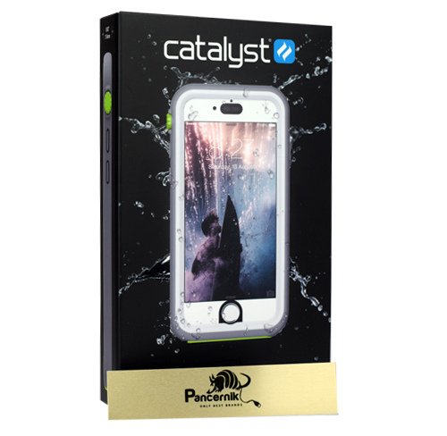 etui catalyst waterproof iphone 6,6s green pop