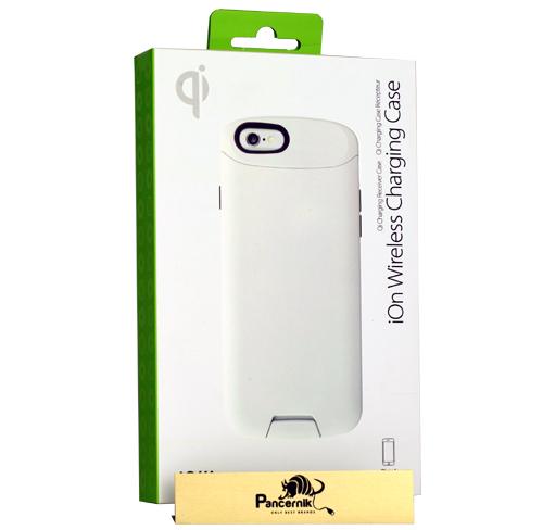 etui indukcyjne iottie qi charging receiver iphone 6 / 6s białe