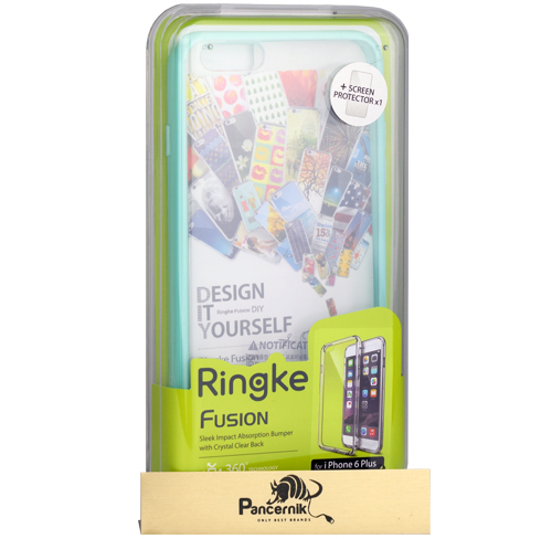 Etui Ringke Fusion iPhone 6 Plus / 6s Plus Mint