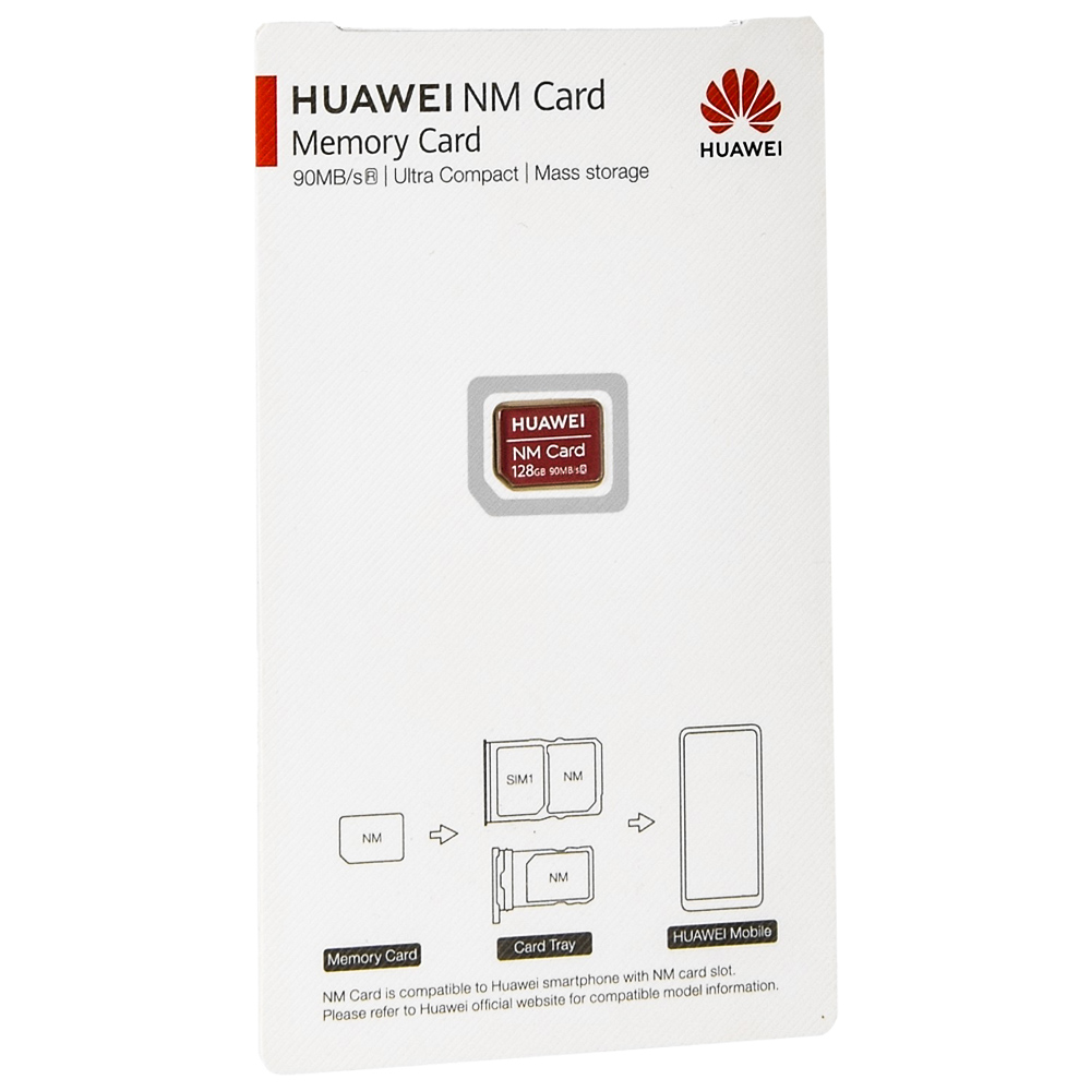 Karta nano SD Huawei NM Card