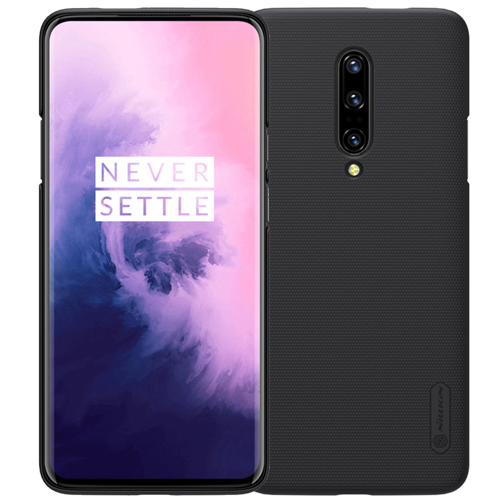 Etui Nillkin Frosted Shield do OnePlus 7 Pro
