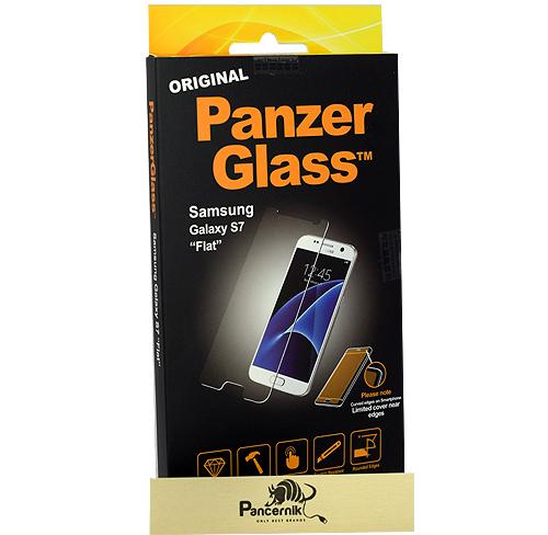 Szkło panzerglass galaxy s7 flat