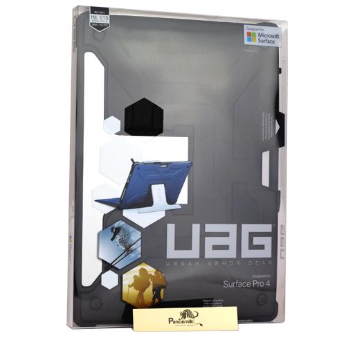 Etui pancerne UAGmicrosoft surface pro 4 czarne