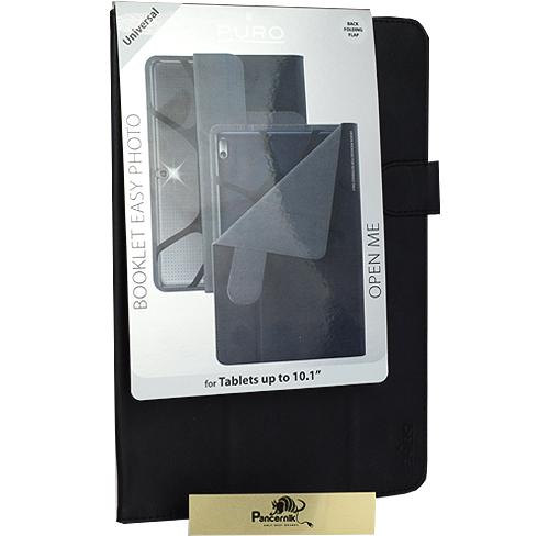 Etui iPad Puro Booklet Easy Photo Case, czarne